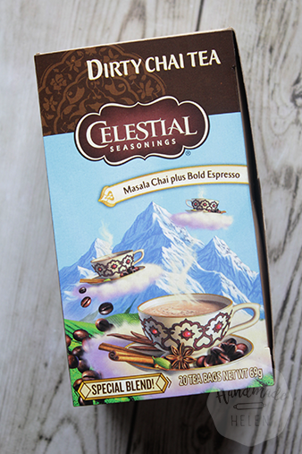 Celestial Dirty Chai tea - Celestial Seasonings